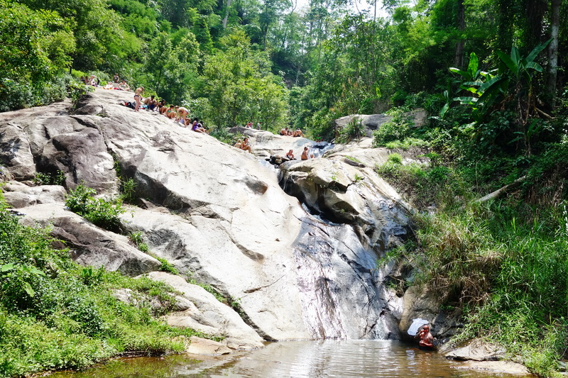 morpang waterfall, mor paeng waterfall, mo paeng waterfall, mor pang waterfall